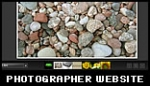 xml template photographer website photo gallery