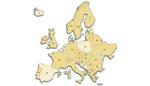 XML Europe Map 2.0