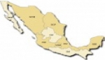 XML Mexico Map 2.0