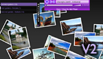 XML Fullscreen Random Photo Gallery v2
