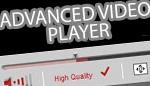 Advanced Video player