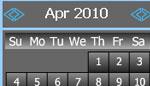 Calendar Control