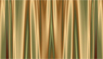 Gold Silk Curtains