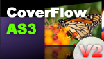 Cover Flow ActionScript 3 - v2.0