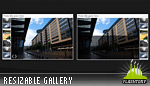 Quick Vertical Resizable Gallery
