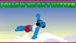 Follow me on Twitter Flash Animation