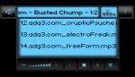 SMART XML MP3 PLAYER WIDGET