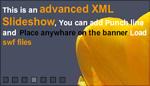 Advanced XML Slideshow banner V2