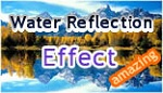 Water Reflection Effect