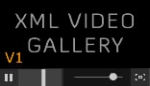 xml video player flv gallery v1
