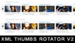 xml thumbs scroller rotator collection v2