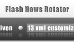 Flash News Rotator