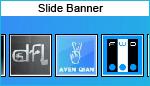 Simple Slide Banner