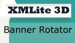 XMLite Flash 3D Banner Rotator