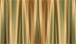 Gold Silk Curtains