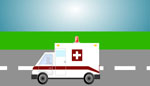 Ambulance Animation