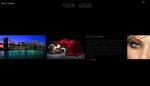 Photographer Scroller XML Flash Website Template