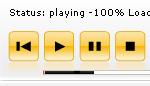 MP3 Player - XML Driven