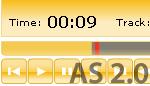 MP3-thumb Tracklist Player - Web 2.0 - version2