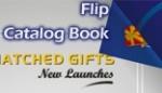 Flip Page Catalog Book